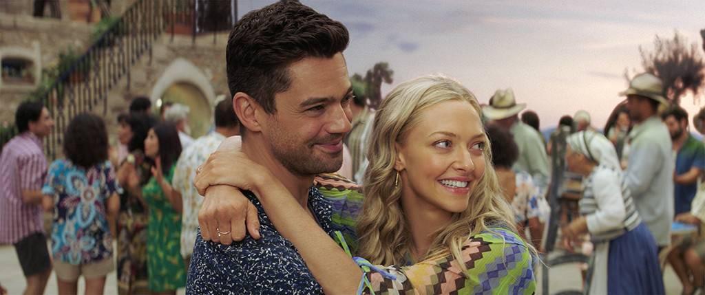 Xem Mamma Mia 2 nhớ giữ tim thật chặt kẻo lạc nhịp với dàn soái ca - soái ông đẹp ngất ngây - Ảnh 15.