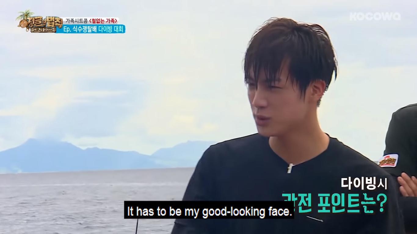 Gương mặt đẹp trai tầm quốc tế Jin (BTS): Thánh tự luyến mới của showbiz Hàn! - Ảnh 5.