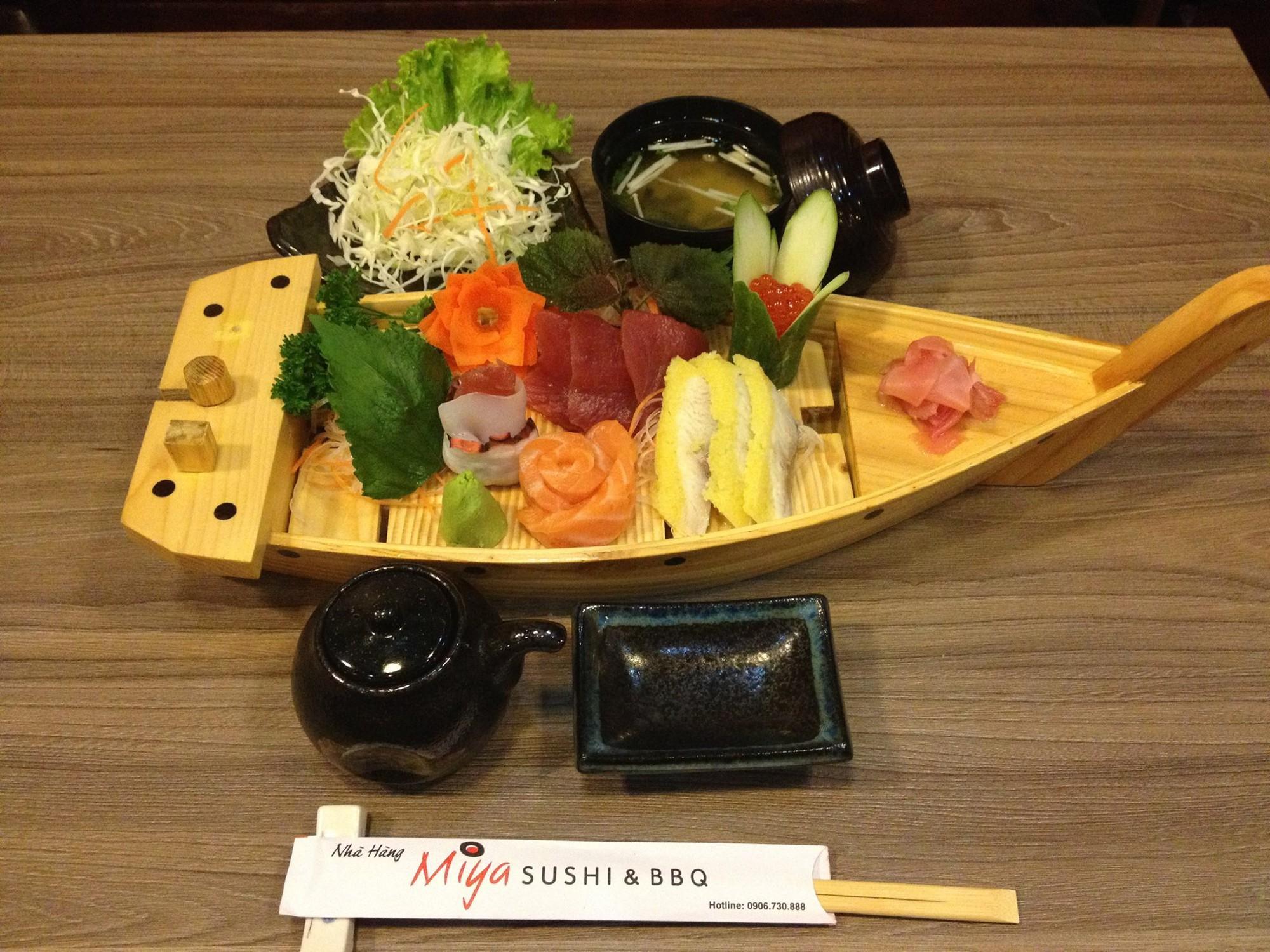 Sài Gòn không thiếu những quán sushi giá rẻ cho mấy ngày xẹp ví mà vẫn thèm ăn sang - Ảnh 5.