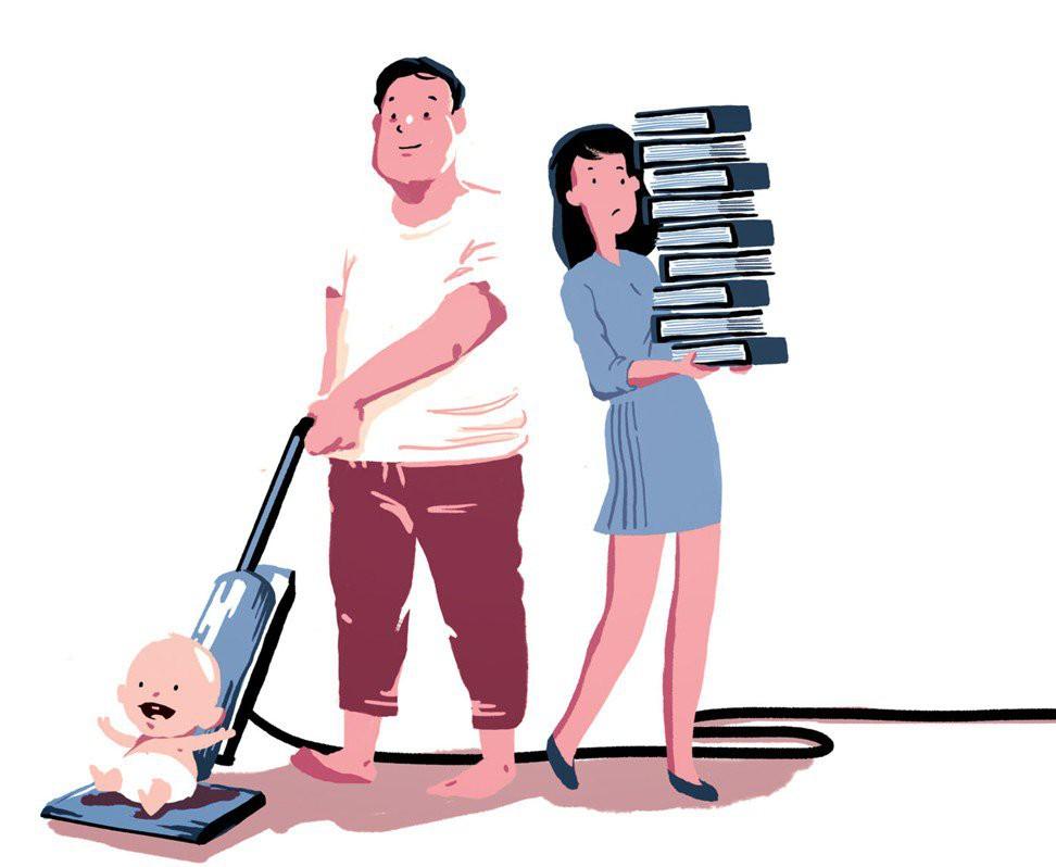 Xu hướng chồng ở nhà nội trợ, vợ đi làm kiếm tiền đang tăng mạnh ở Nhật Bản - Ảnh 4.