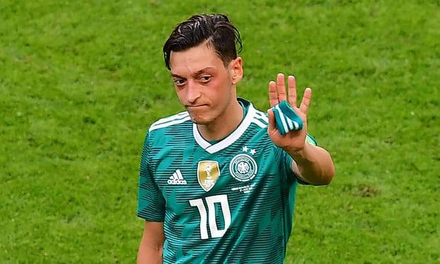 CHÍNH THỨC: Mesut Ozil tuyên bố chia tay đội tuyển Đức - Ảnh 1.