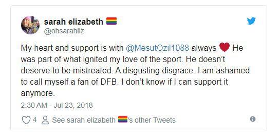Ozil chia tay tuyển Đức: Người hâm mộ thế giới phẫn nộ - Ảnh 4.