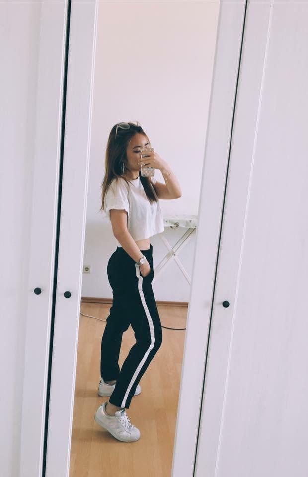Từng tự ti không dám tỏ tình vì béo, cô gái quyết tâm giảm hơn 20kg và thành đôi với chàng trai năm 17 tuổi - Ảnh 12.