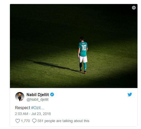 Ozil chia tay tuyển Đức: Người hâm mộ thế giới phẫn nộ- Ảnh 7.