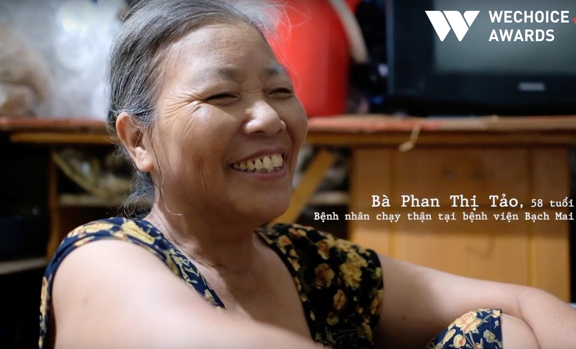 Chuyện tình yêu hơn thập kỷ chạy thận xa chồng của cụ bà ở viện Bạch Mai: Đúng số cô may, lấy chú xấu trai nên chú chiều - Ảnh 3.