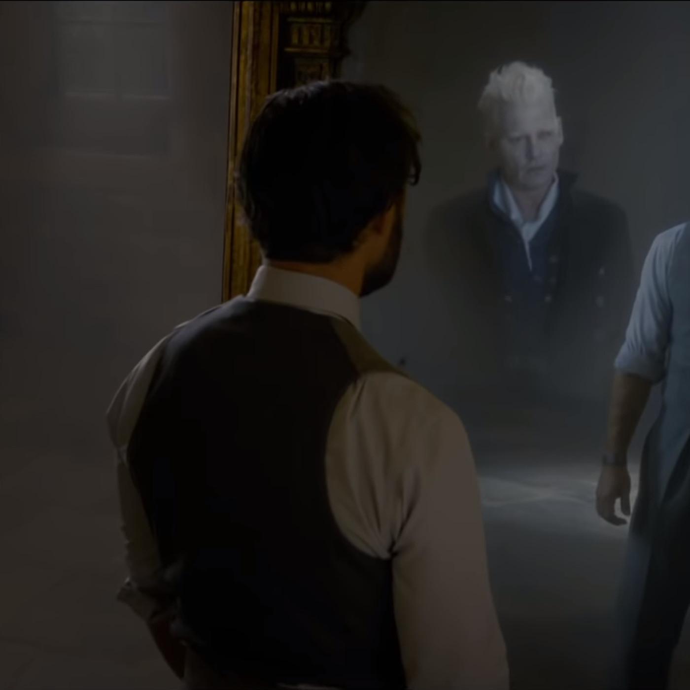Bí mật chấn động về tình yêu đồng giới của cụ Dumbledore vừa được tiết lộ ngay trailer Fantastic Beasts 2 - Ảnh 3.