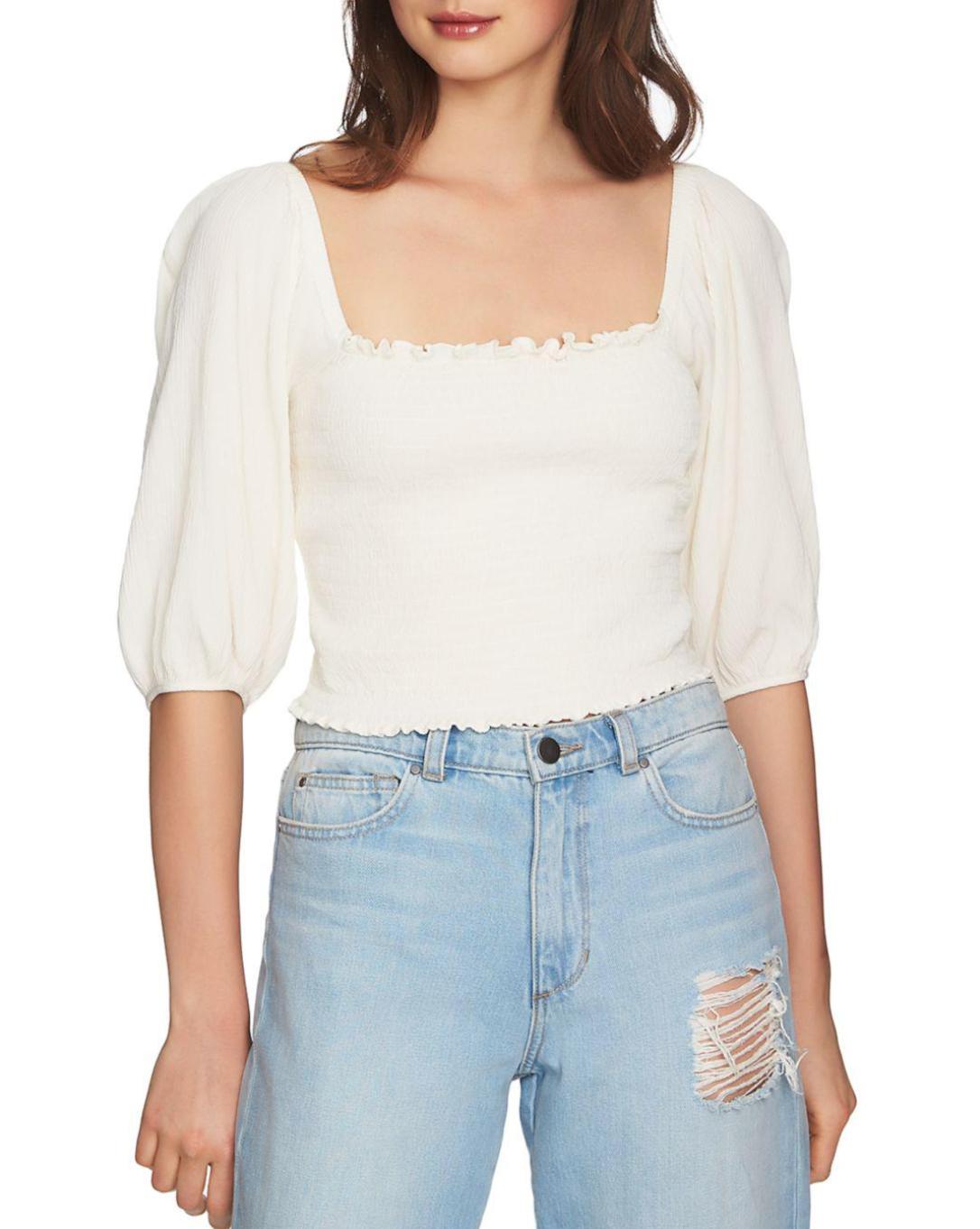 10 kiểu áo blouse hot nhất hiện nay, ngắm rồi chỉ muốn sắm cho bằng hết để mặc - Ảnh 9.