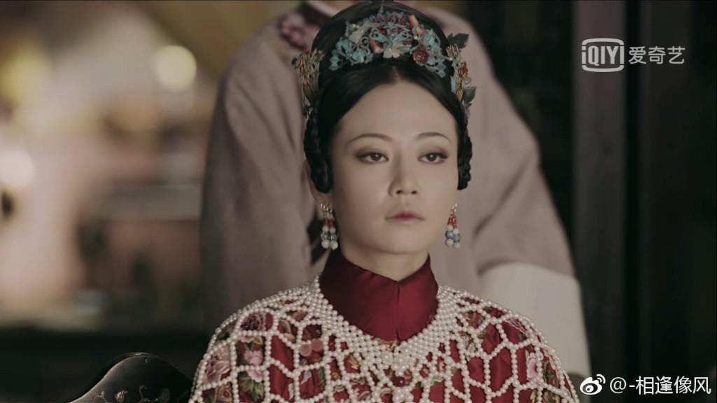 Dở khóc dở cười: Cao Quý Phi Đàm Trác mặc chiếc áo giống hệt Trư Bát Giới trong Diên Hi Công Lược - Ảnh 1.