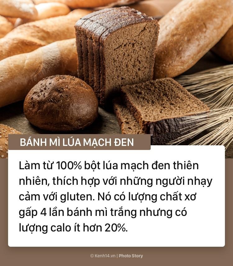 Muốn giảm cân đừng bỏ qua những loại bánh mì này trong thực đơn - Ảnh 1.