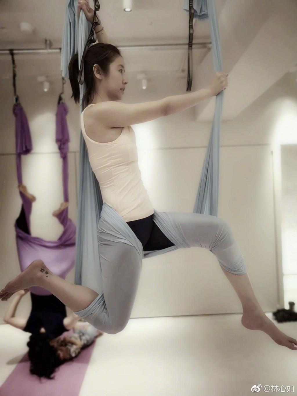 Đua với Triệu Vy, Lâm Tâm Như quyết tâm tập luyện và ăn uống healthy để sở hữu vóc dáng mình dây - Ảnh 6.