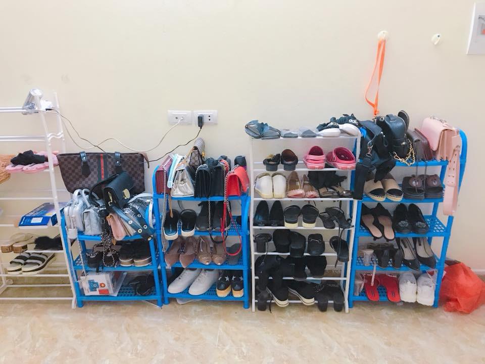Nhìn sự chênh lệch giữa tủ giày của vợ và chồng mới thấy phụ nữ quả thật quá phức tạp! - Ảnh 3.