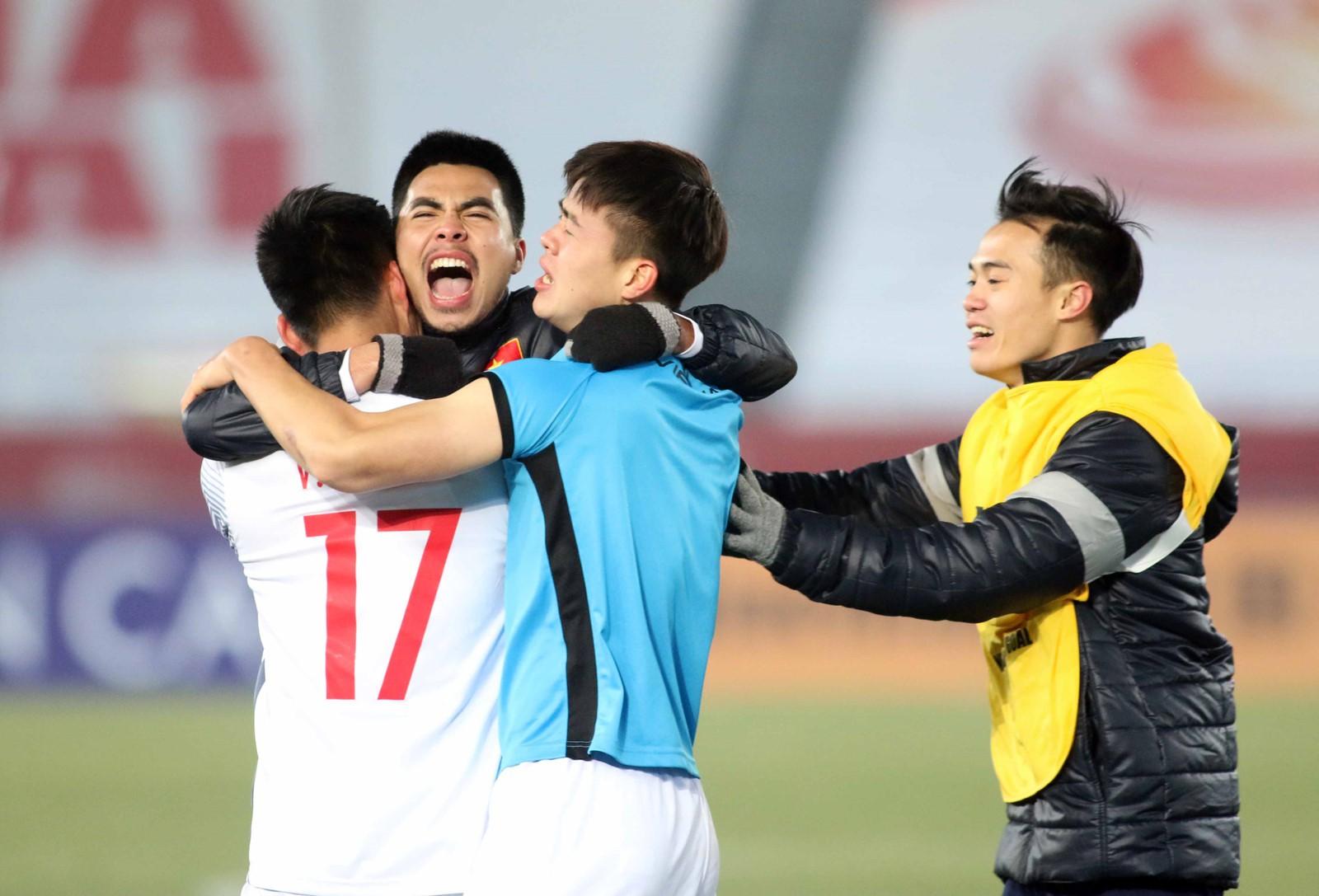 Không bốc thăm lại môn bóng đá nam ASIAD 2018, thầy trò HLV Park Hang Seo thở phào - Ảnh 2.