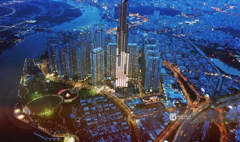 Toàn cảnh Landmark 81 - toà nhà cao nhất Việt Nam ngay trước ngày đi vào hoạt động - Ảnh 5.