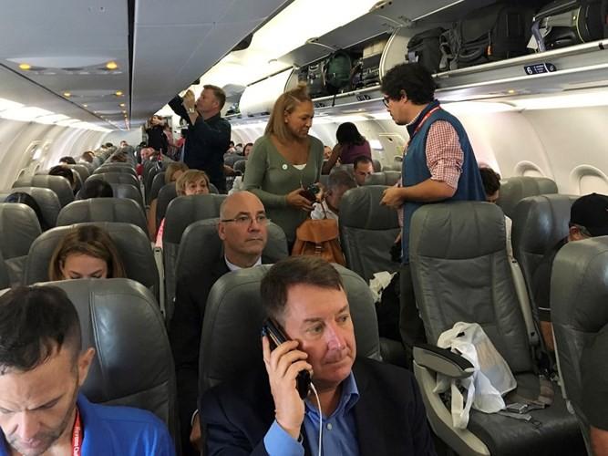 Hình ảnh cho thấy những đổi thay trong các chuyến bay xưa và nay - Ảnh 18.