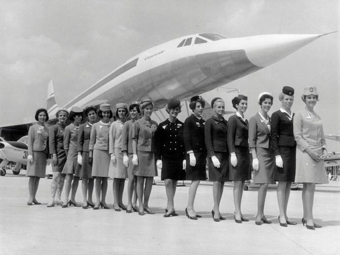 Hình ảnh cho thấy những đổi thay trong các chuyến bay xưa và nay - Ảnh 31.