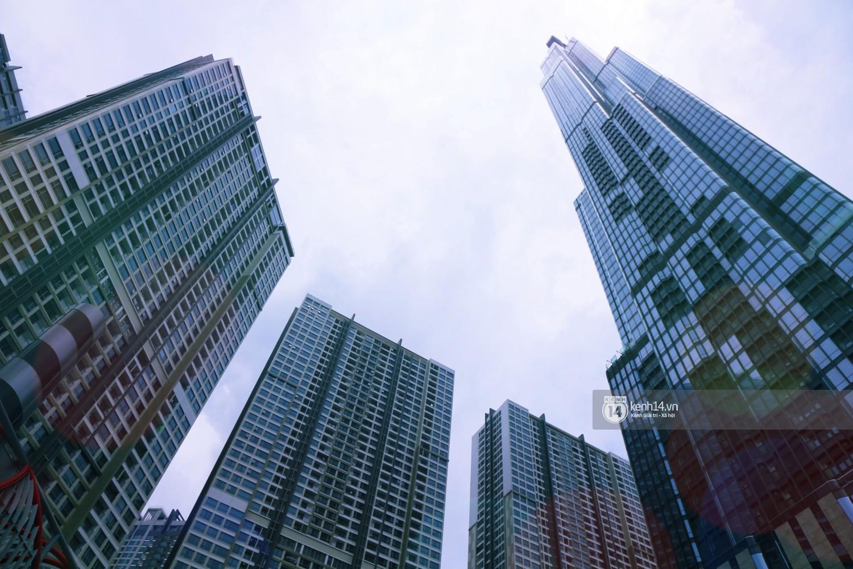 Toàn cảnh Landmark 81 - toà nhà cao nhất Việt Nam ngay trước ngày đi vào hoạt động - Ảnh 12.