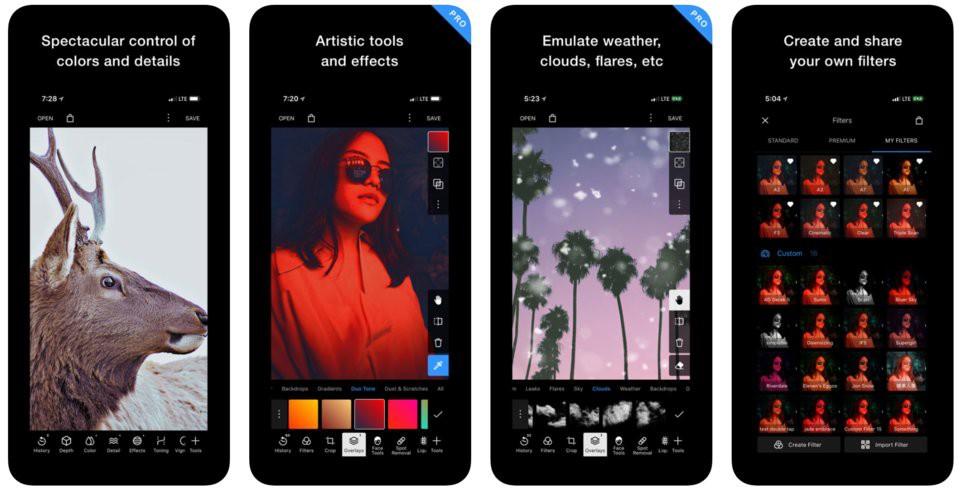 16 ứng dụng có chế độ tối tận dụng màn OLED của iPhone X tốt nhất do chính Apple liệt kê - Ảnh 12.