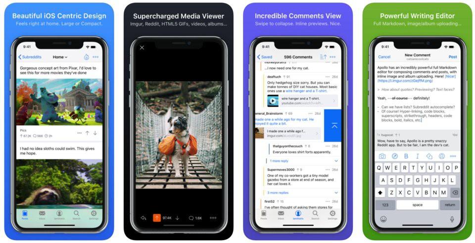 16 ứng dụng có chế độ tối tận dụng màn OLED của iPhone X tốt nhất do chính Apple liệt kê - Ảnh 13.