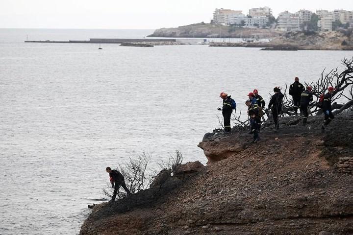 Cảnh tang thương rợn người sau thảm họa cháy rừng Hy Lạp - Ảnh 3.