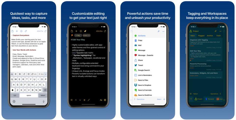 16 ứng dụng có chế độ tối tận dụng màn OLED của iPhone X tốt nhất do chính Apple liệt kê - Ảnh 6.
