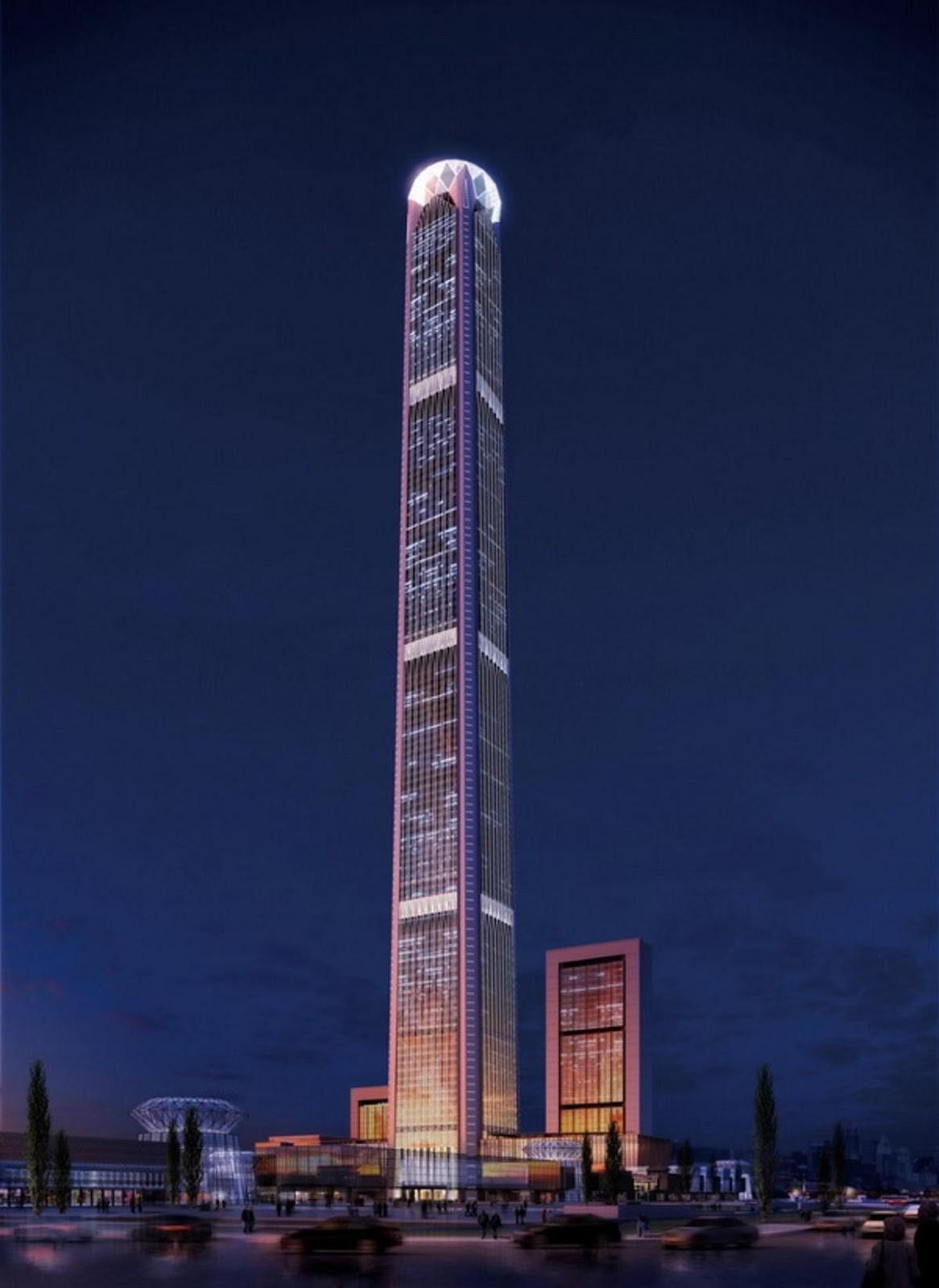 Top 15 tòa nhà chọc trời cao nhất thế giới, Việt Nam cũng góp mặt với Landmark 81 - Ảnh 8.