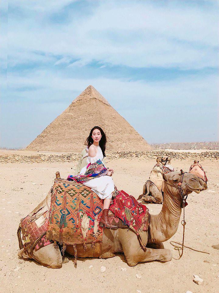 Bộ ảnh du lịch Ai Cập của cô bạn xinh đẹp: Xem xong sẽ thấy rất đáng để ước mơ ghé thăm một lần