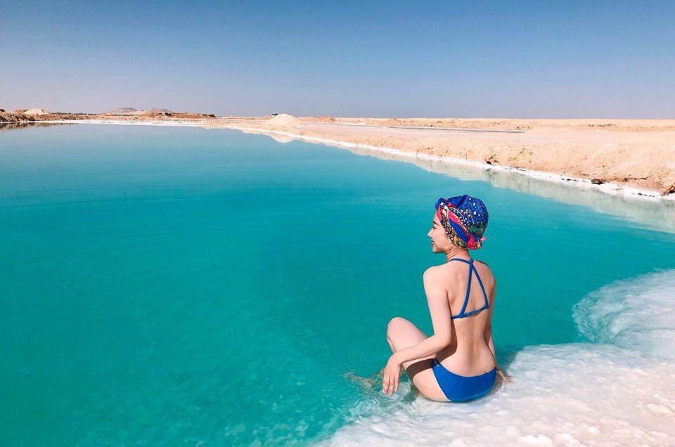 Bộ ảnh du lịch Ai Cập của cô bạn xinh đẹp: Xem xong sẽ thấy rất đáng để ước mơ ghé thăm một lần - Ảnh 19.