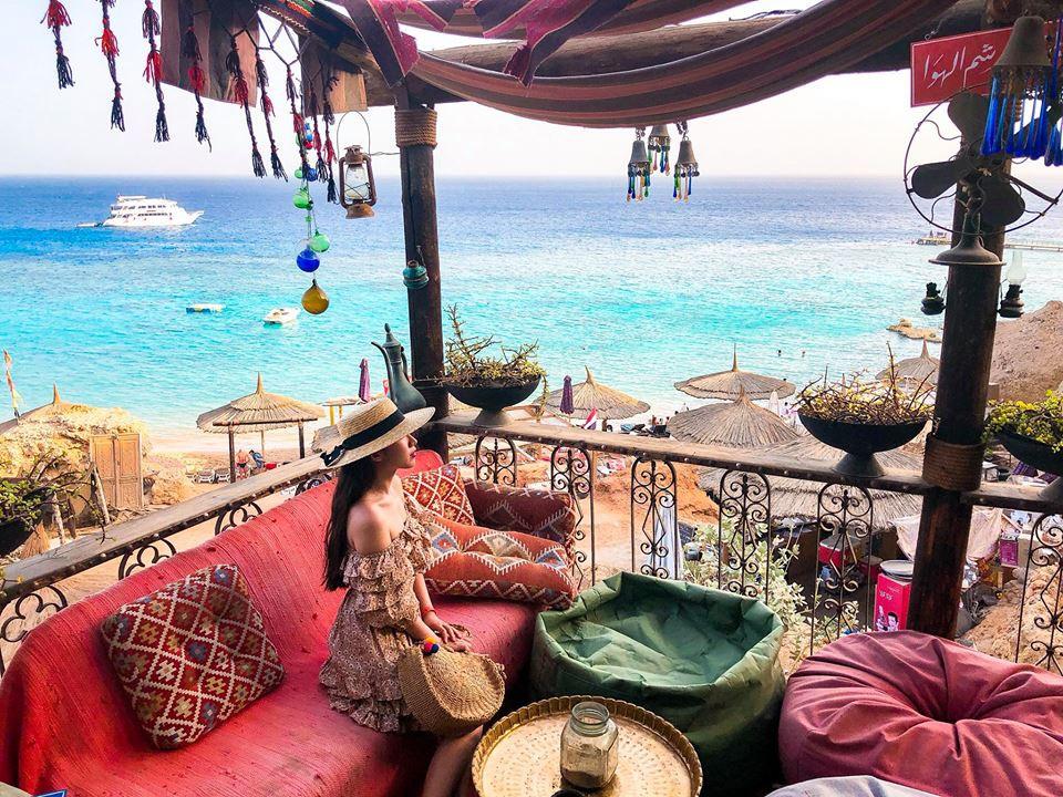 Bộ ảnh du lịch Ai Cập của cô bạn xinh đẹp: Xem xong sẽ thấy rất đáng để ước mơ ghé thăm một lần - Ảnh 20.