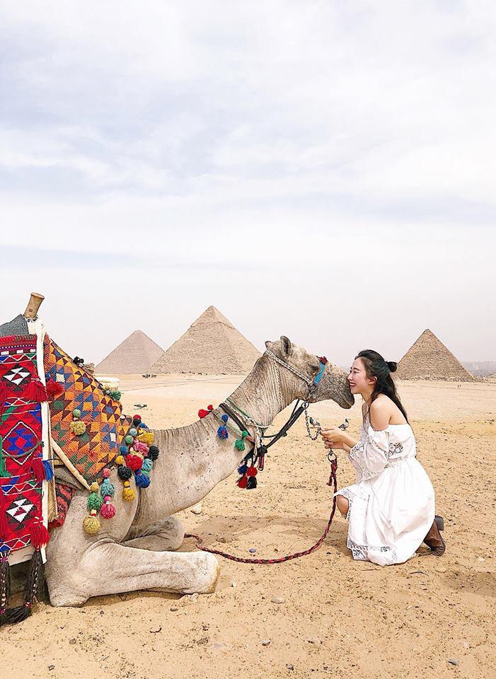 Bộ ảnh du lịch Ai Cập của cô bạn xinh đẹp: Xem xong sẽ thấy rất đáng để ước mơ ghé thăm một lần - Ảnh 21.