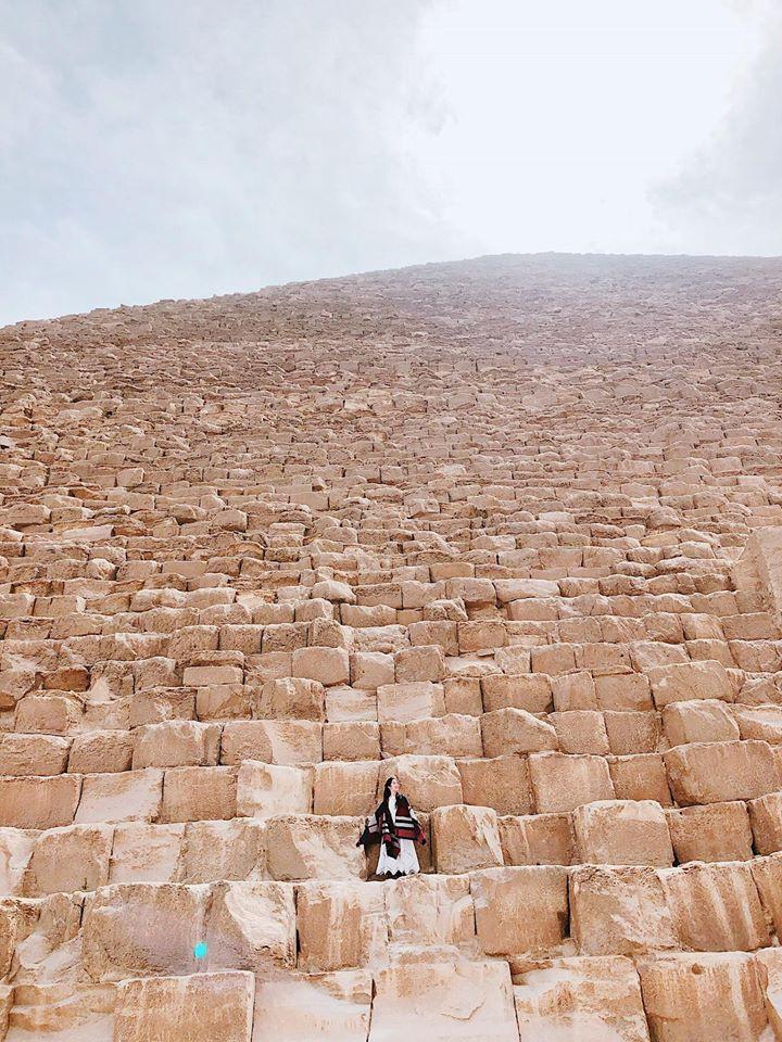 Bộ ảnh du lịch Ai Cập của cô bạn xinh đẹp: Xem xong sẽ thấy rất đáng để ước mơ ghé thăm một lần - Ảnh 26.