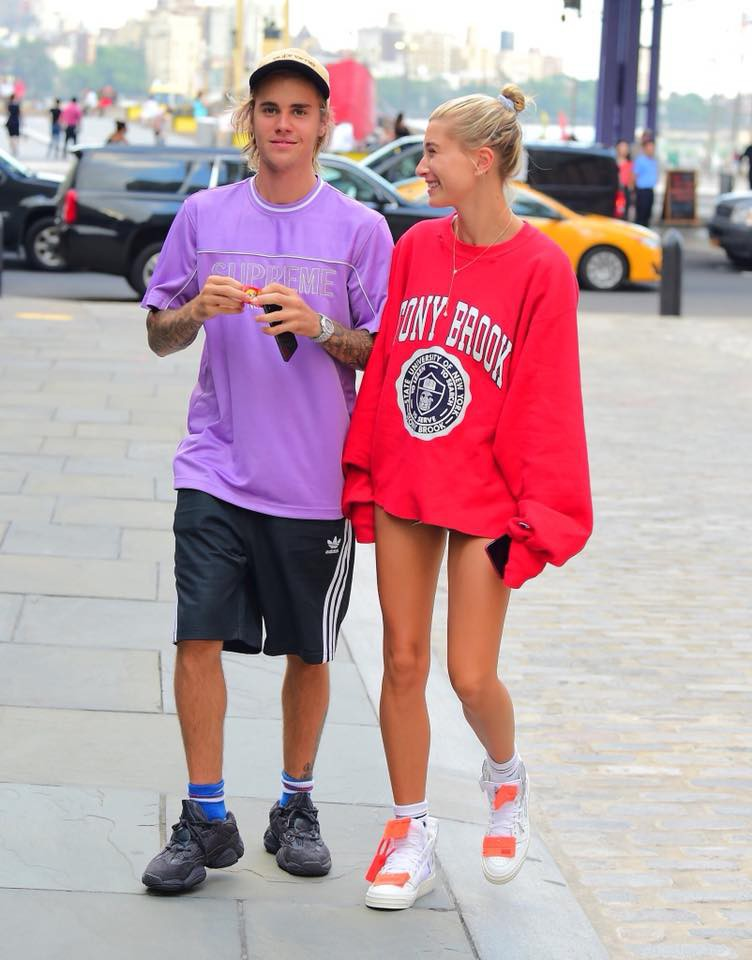 Đính hôn với Hailey, nhan sắc Justin Bieber thay đổi hẳn: Da láng, sạch râu và lúc nào cũng tươi tắn hạnh phúc - Ảnh 3.