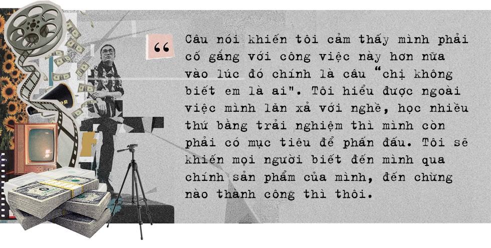 Thế hệ người trẻ làm phim Việt: Khi những kẻ lì lợm mộng mơ - Ảnh 8.
