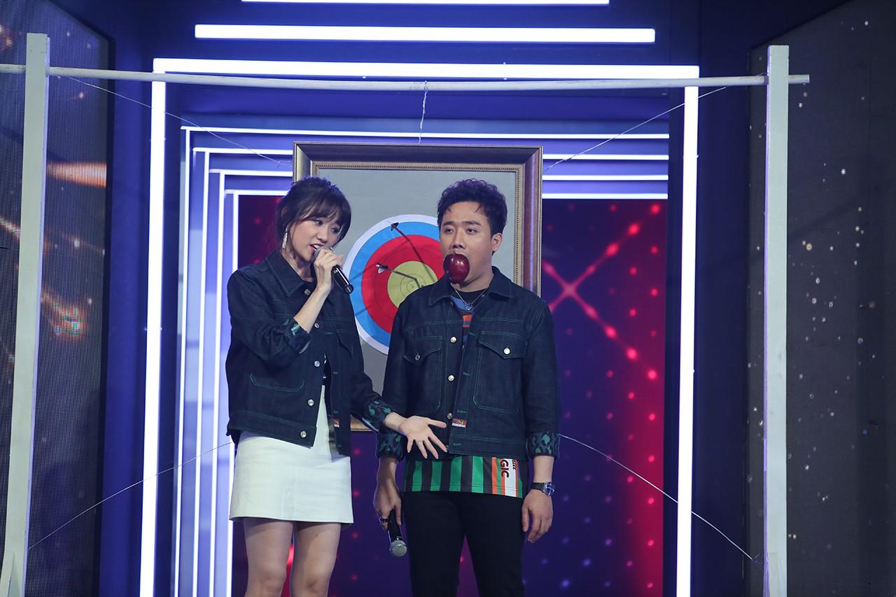 Hari Won khăng khăng chồng mình biết rap, Trấn Thành đáp: Tiến Đạt biết, anh không nha! - Ảnh 6.