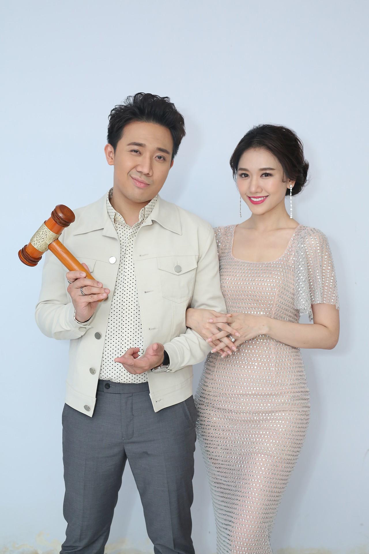 Hari Won khăng khăng chồng mình biết rap, Trấn Thành đáp: Tiến Đạt biết, anh không nha! - Ảnh 1.
