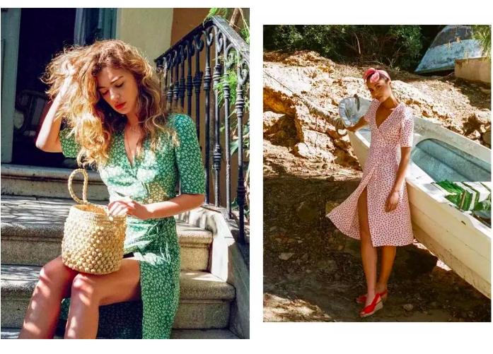 Suốt mấy tháng hè, đi đến đâu cũng bắt gặp các cô nàng làm điệu với 4 kiểu váy liền này - Ảnh 19.