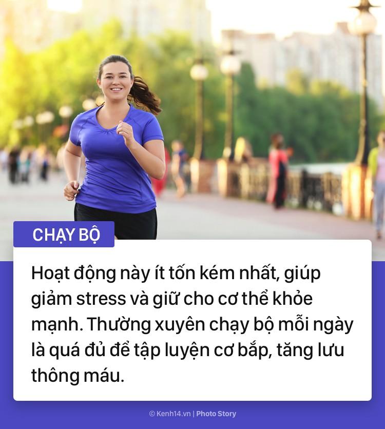 Những bài tập này sẽ giúp bạn có được sức khỏe tuyệt vời mà chẳng cần phải đến phòng gym - Ảnh 1.