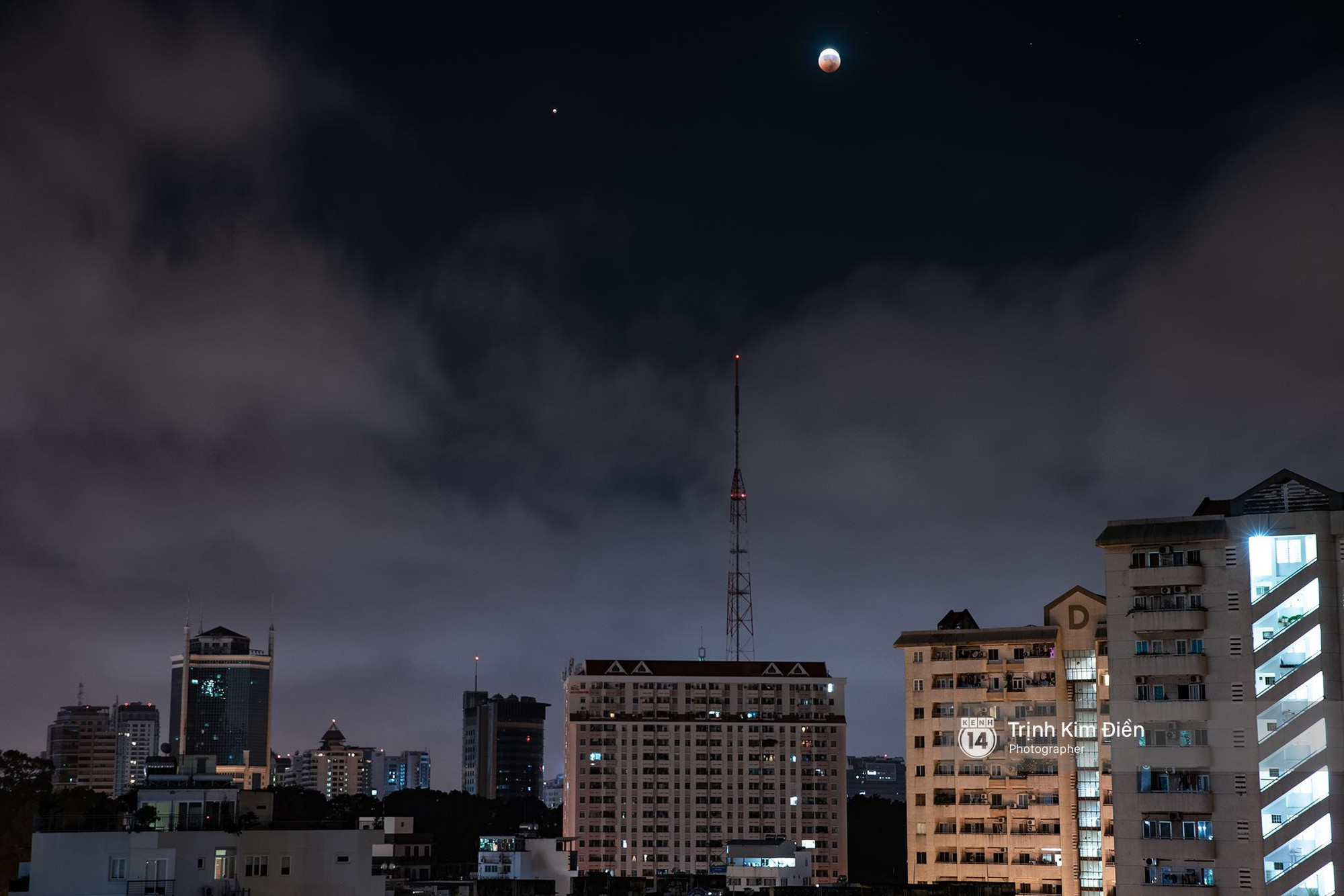 Giới trẻ Việt nô nức rủ nhau xem Nguyệt thực - sự kiện thiên văn hấp dẫn nhất thế kỷ - Ảnh 31.