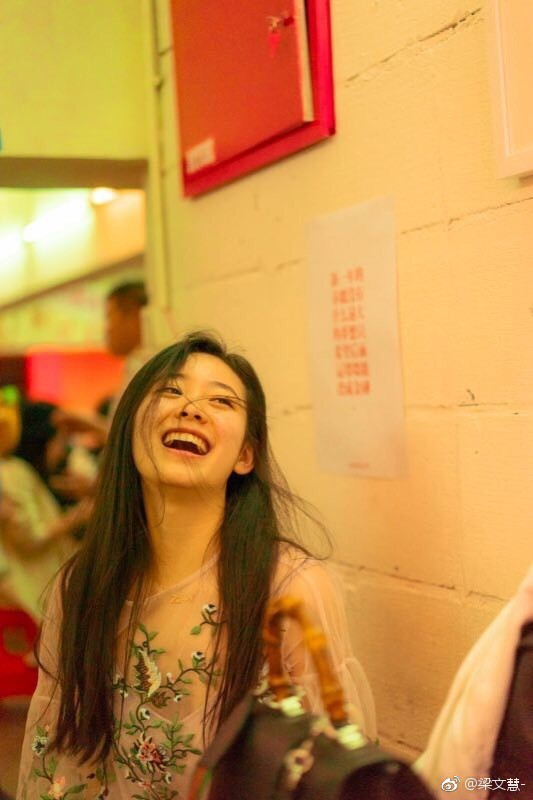 Hoa khôi của ngôi trường đào tạo minh tinh Châu Á: xinh xắn, đáng yêu, cười 1 phát là đốn tim bao chàng trai - Ảnh 14.