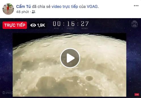 Giới trẻ Việt nô nức rủ nhau xem Nguyệt thực - sự kiện thiên văn hấp dẫn nhất thế kỷ - Ảnh 2.
