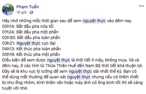 Giới trẻ Việt nô nức rủ nhau xem Nguyệt thực - sự kiện thiên văn hấp dẫn nhất thế kỷ - Ảnh 25.