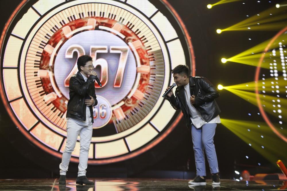 Nhạc hội song ca: Búp bê Hàn Han Sara hát tiếng Việt cực siêu vẫn chưa may mắn ngồi ghế vàng - Ảnh 10.