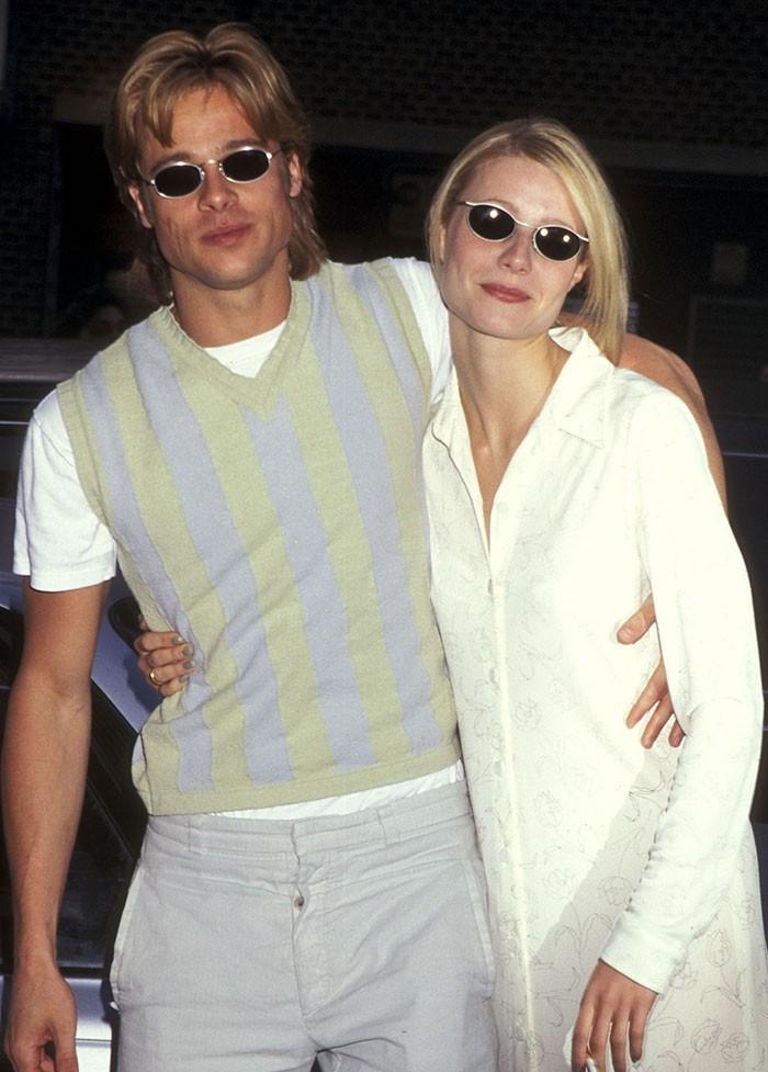 Phải mất đến hàng chục năm, người ta mới nhận ra điểm chung kỳ lạ này trong cả tá mối tình của Brad Pitt - Ảnh 9.