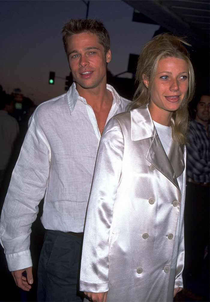 Phải mất đến hàng chục năm, người ta mới nhận ra điểm chung kỳ lạ này trong cả tá mối tình của Brad Pitt - Ảnh 10.