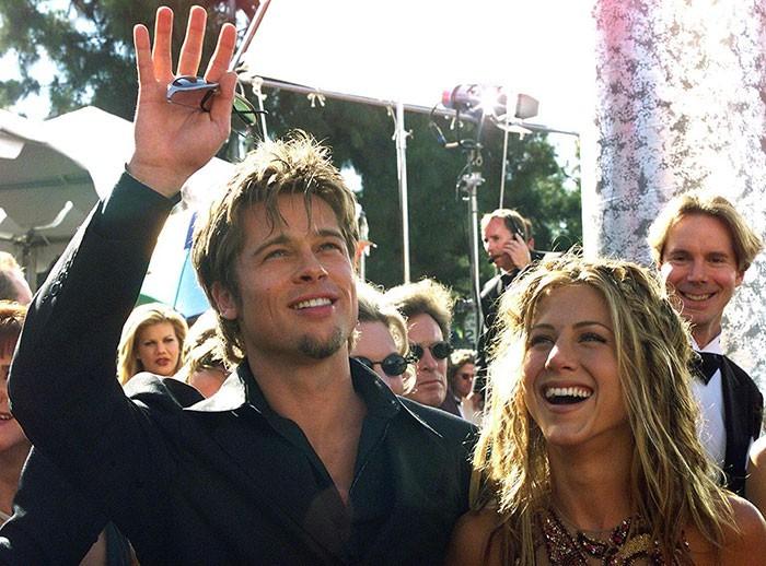 Phải mất đến hàng chục năm, người ta mới nhận ra điểm chung kỳ lạ này trong cả tá mối tình của Brad Pitt - Ảnh 7.