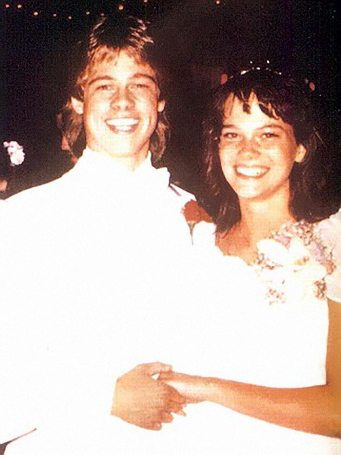 Phải mất đến hàng chục năm, người ta mới nhận ra điểm chung kỳ lạ này trong cả tá mối tình của Brad Pitt - Ảnh 14.
