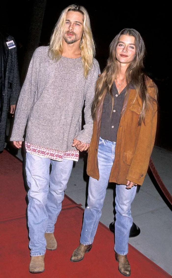 Phải mất đến hàng chục năm, người ta mới nhận ra điểm chung kỳ lạ này trong cả tá mối tình của Brad Pitt - Ảnh 17.