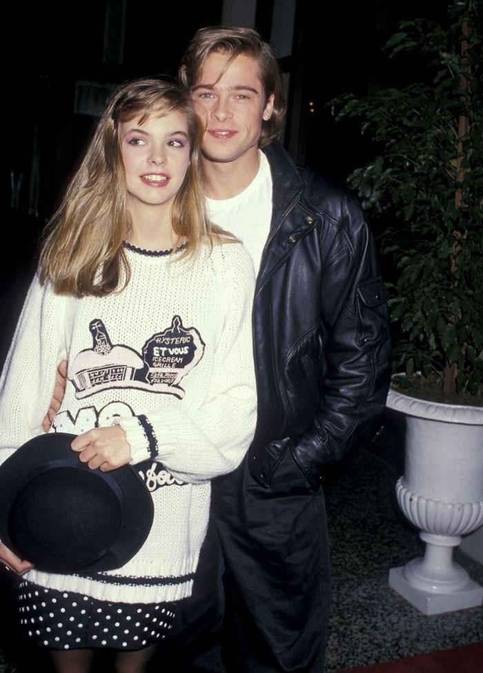 Phải mất đến hàng chục năm, người ta mới nhận ra điểm chung kỳ lạ này trong cả tá mối tình của Brad Pitt - Ảnh 18.