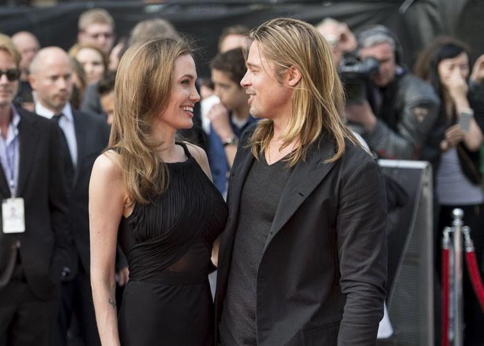 Phải mất đến hàng chục năm, người ta mới nhận ra điểm chung kỳ lạ này trong cả tá mối tình của Brad Pitt - Ảnh 4.
