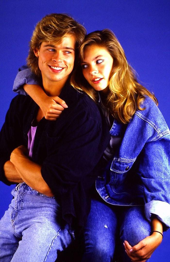 Phải mất đến hàng chục năm, người ta mới nhận ra điểm chung kỳ lạ này trong cả tá mối tình của Brad Pitt - Ảnh 19.