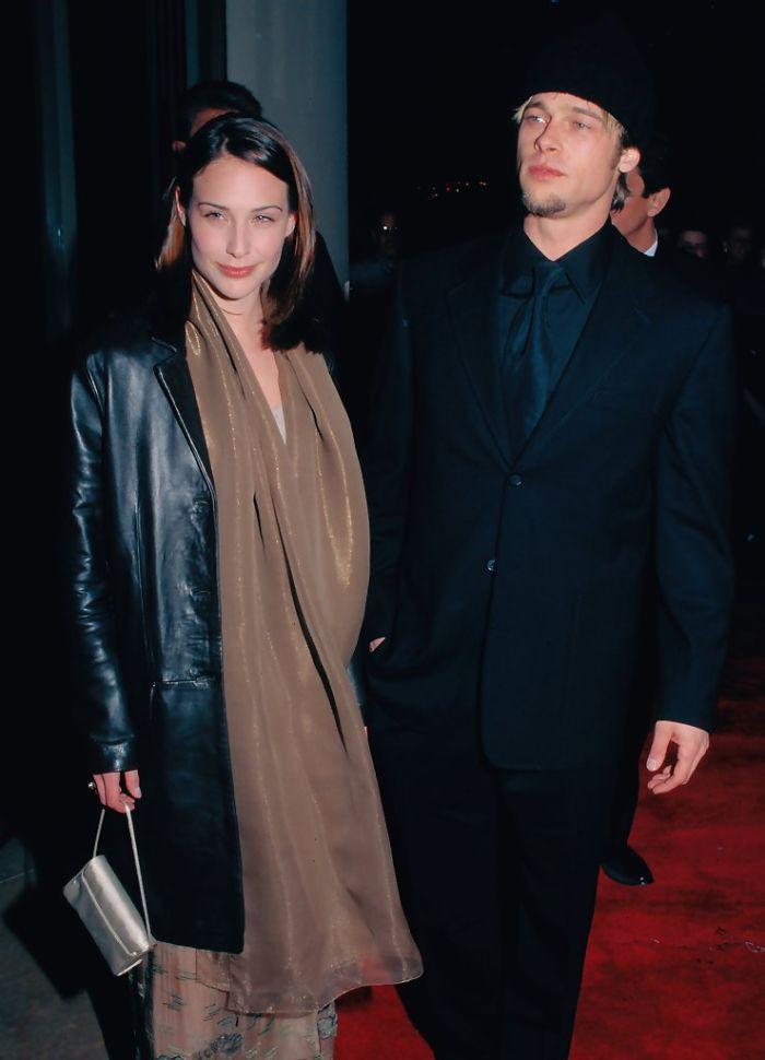 Phải mất đến hàng chục năm, người ta mới nhận ra điểm chung kỳ lạ này trong cả tá mối tình của Brad Pitt - Ảnh 20.